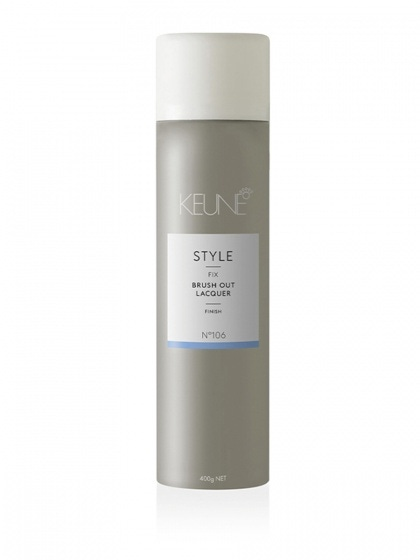 Style Brush Out Hair Lacquer 400 (N.106) 400gm